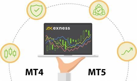 Exness দ্বারা MT4 এবং MT5 এর মধ্যে পার্থক্য