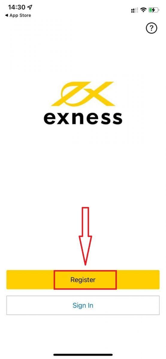 Exness এ কিভাবে সাইন আপ করবেন এবং অ্যাকাউন্ট লগইন করবেন